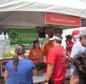Savannah Craft Beer Festival Terrapin