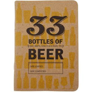 33 beers beer book