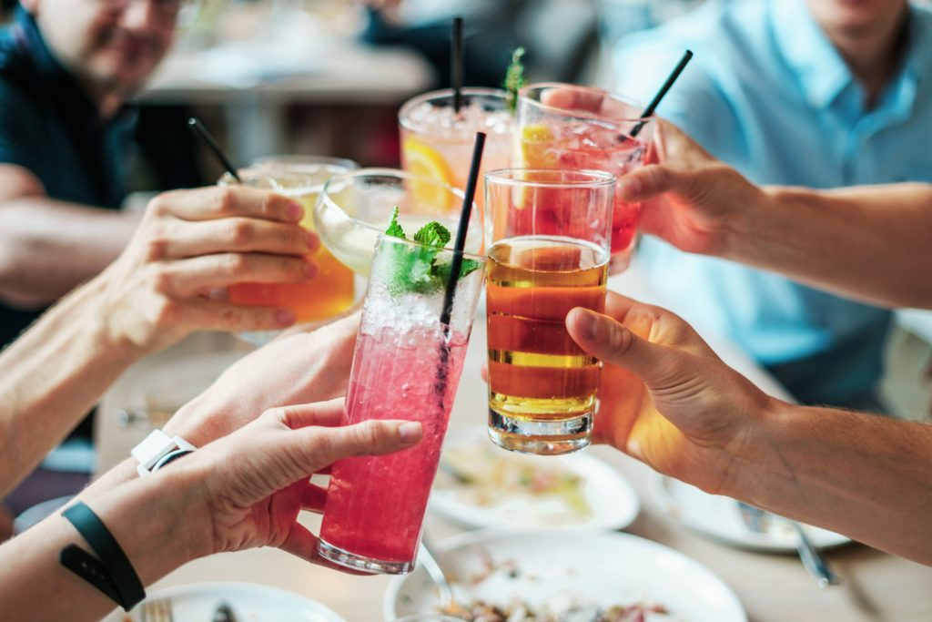 celebrating cocktail day